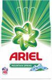 ARIEL Mountain Spring 3,6 kg (48 praní) – Prací prášek