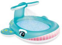 INTEX Bazén detský nafukovací veľryba (2+)