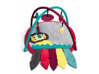 MAMAS&PAPAS Hrací deka s hrazdou Lev