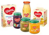 HAMI Valentýnské menu
