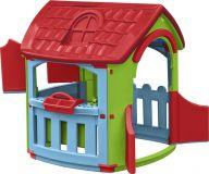 MARIAN Domek dla dzieci z warsztatem
