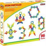 PILSAN Stavebnica Atómové častice 96 ks