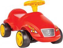 PILSAN Odstrkovadlo autíčko Fast Car – červené