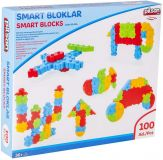"PILSAN Stavebnice ""Smart Blocks"" 100 ks"