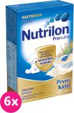 6x NUTRILON ProNutra rýžová (225 g) - mléčná kaše