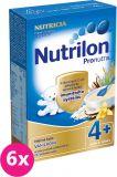 6x NUTRILON ProNutra mliečna kaša vanilková 225 g