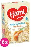 6x HAMI Rýžová s meruňkami (225g) - mléčná kaše
