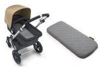 BUGABOO Vlněný povlak matrace Grey Melange