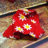 BLADE&ROSE Šátek/slintáček Red Daisy