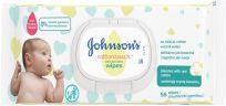 JOHNSON'S BABY Cottontouch vlhčené ubrousky 56 ks