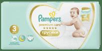 PAMPERS Premium Care Pants 3 MIDI (6-11 kg) 48 ks Value Pack – plienkové nohavičky