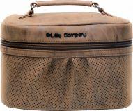 LITTLE COMPANY Beautycase kosmetická taška Emily – cognac