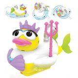 YOOKIDOO Kreatívna plávajúca kačička - Morská panna