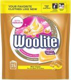 WOOLITE PRO-CARE XL 35 szt. – żelowe kapsułki do prania