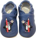 BABICE Topánky detské Krtko modrá 18-19