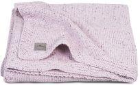 JOLLEIN Deka-blanket 75x100 cm Confetti Knit – Vintage pink