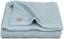 JOLLEIN Deka-blanket 75x100 cm Confetti Knit – Stone green
