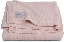 JOLLEIN Deka-blanket 75x100 cm Soft Knit – Creamy peach