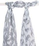 JOLLEIN Osušky balení 2 ks – Safari Stone grey
