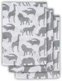 JOLLEIN Žínka balení 3 ks – Safari Stone grey