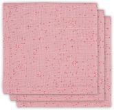 JOLLEIN Ručníček balení 3 ks – Mini dots Blush pink