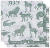 JOLLEIN Ručníček balení 3 ks – Safari Forest green