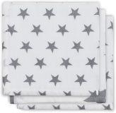 JOLLEIN Ručníček balení 3 ks – Little Star anthracite