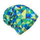 UNUO Polarowa czapka Trójkąt chłopięca M (49 - 52 cm)