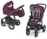 BABY DESIGN Wózek wielofunkcyjny Husky 06 violet 2019