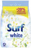 SURF White Orchid & Jasmine 5,2 kg (80 praní) – prací prášek na bílé prádlo