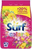 SURF Color Tropical 2,8 kg (40 dávek) - prací prášek na barevné prádlo
