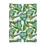 CEBA Podložka přebalovací měkká 70 cm 2-hranná Flora & Fauna Ananas