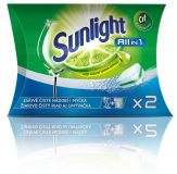 SUNLIGHT All in 1 Tabletki do zmywarki (Feedo klub)