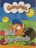 OVOCŇÁK Omalovánky(Feedo klub)