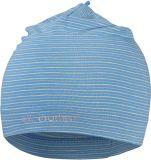 LITTLE ANGEL Čepice tenká pruh Reflex Outlast® vel. 2, 39-41 cm – pruh modrožlutý