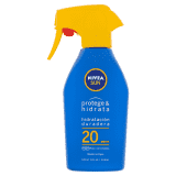 NIVEA Sun Nawilżający Spray do opalania OF 20 300 ml