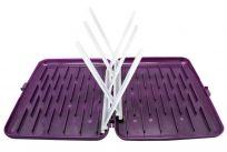 B.BOX Odkapávač - fialový