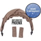 BABY MONSTERS Phoenix Colorpack Taupe