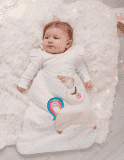 BIZZI GROWIN Vak na spaní Jednorožec 6-18 měsíců