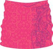 LÄSSIG Pás na tehotenské bruško Bellyband straight Delphi Pink