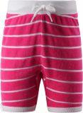 REIMA Dětské kraťasy Marmara Candy Pink 92