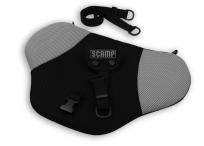 SCAMP Comfort pás pro těhotné do auta Šedý