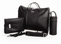 SHOM Přebalovací taška Roberto Verino – Black Midnight