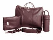 SHOM Přebalovací taška Roberto Verino – Red Wine