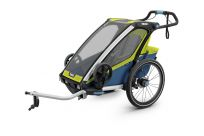 THULE Chariot Sport Chartreuse/Mykonos