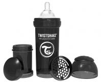 TWISTSHAKE Kojenecká láhev Anti-Colic 260 ml (2 m+) černá