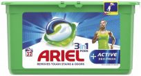 ARIEL Gélové kapsuly Active Sport All in 1 – 32 ks