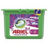 ARIEL Gélové kapsuly Complete Shape 3in1 13 ks