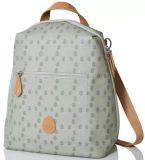 PACAPOD Přebalovací batoh HARTLAND - světle šedý se vzorem
