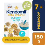 KENDAMIL BIO Organická viaczrnná kaša 150 g